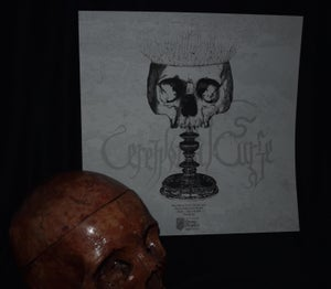 Image of EA010: Ceremonial Curse- Flames Turned to Ashes LP