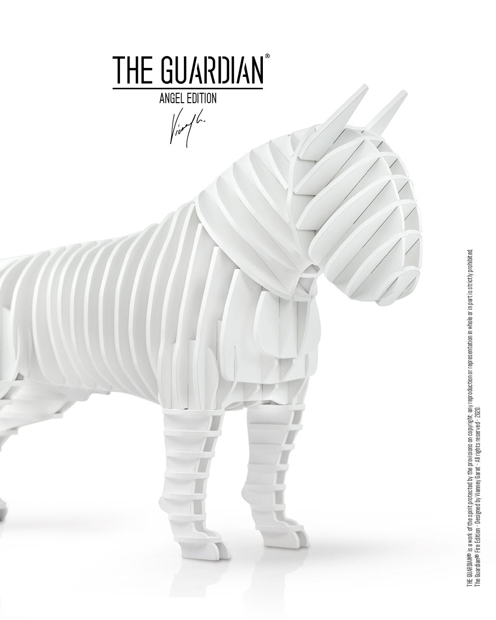 "Image of THE GUARDIAN ""ANGEL EDITION"" (Limited Edition 100 Units)"