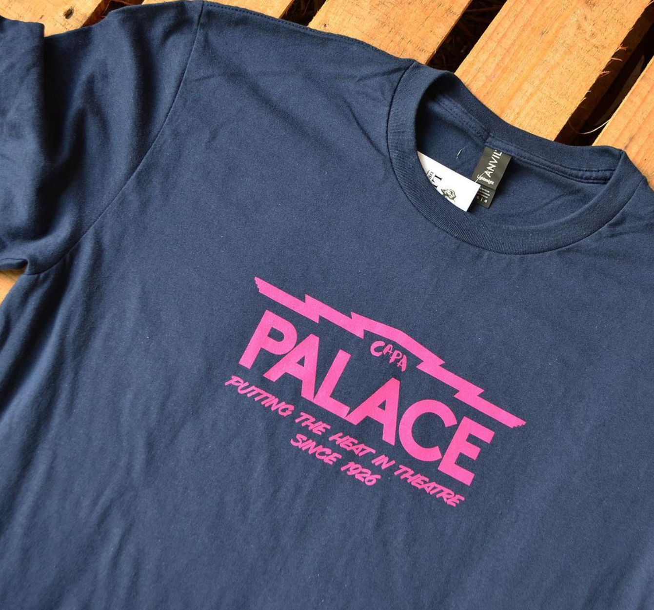 Image of Historic Palace Theatre T-Shirt