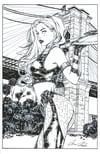 Robyn Hood Iron Maiden one Shot #1