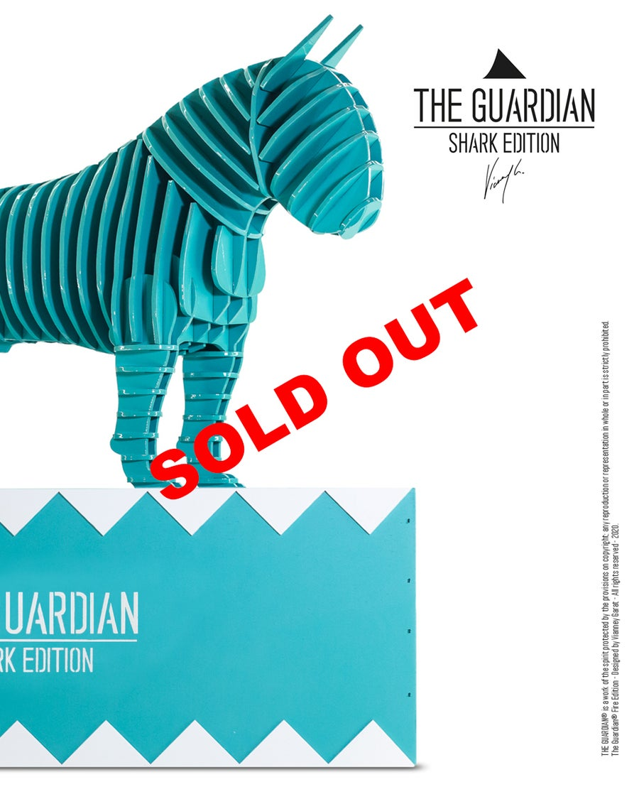 "Image of THE GUARDIAN® ""SHARK EDITION"" (Limited Edition Only 0/10 UNITS)"