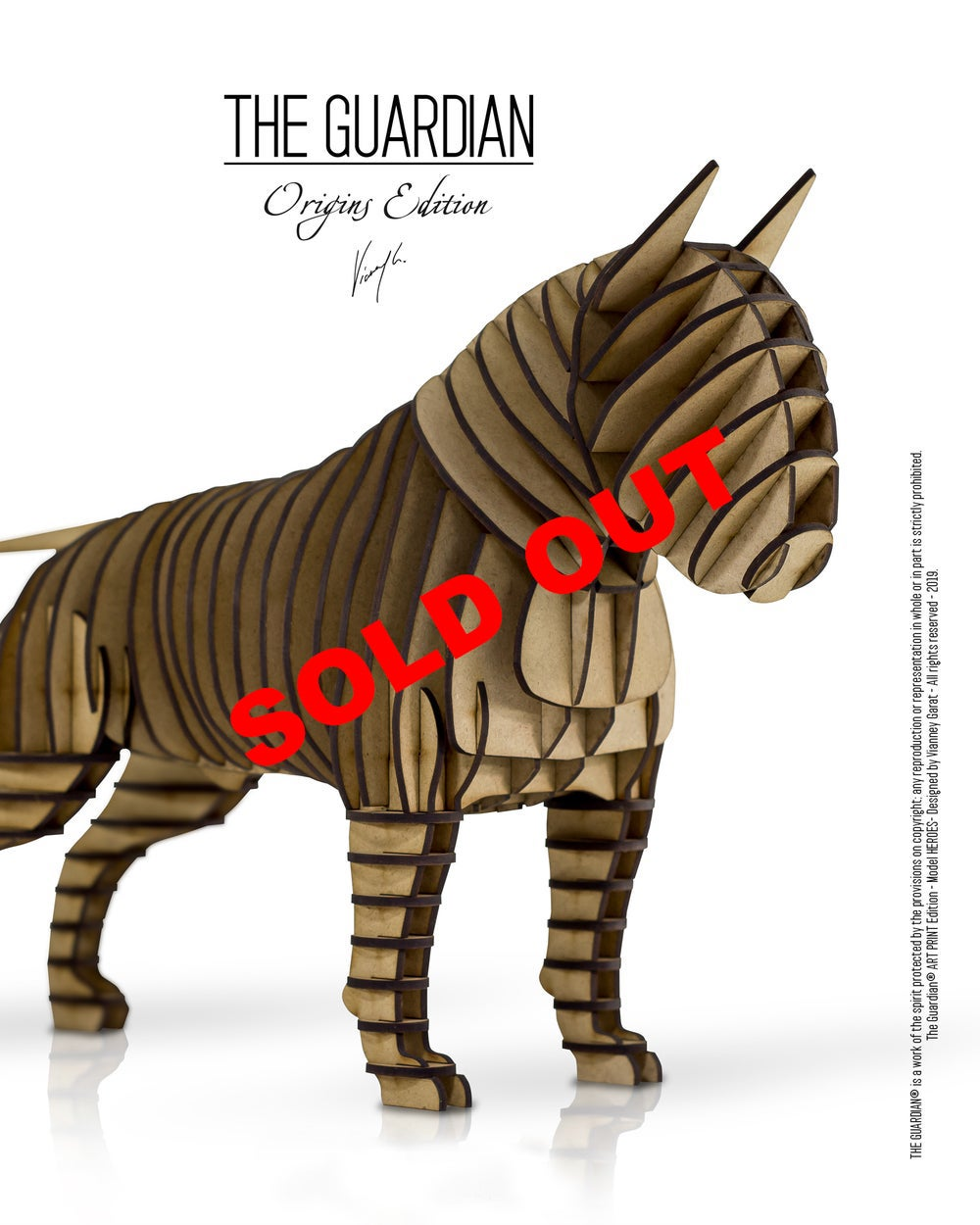 Image of The Guardian® - Origins Edition - Limited edition - 100 units
