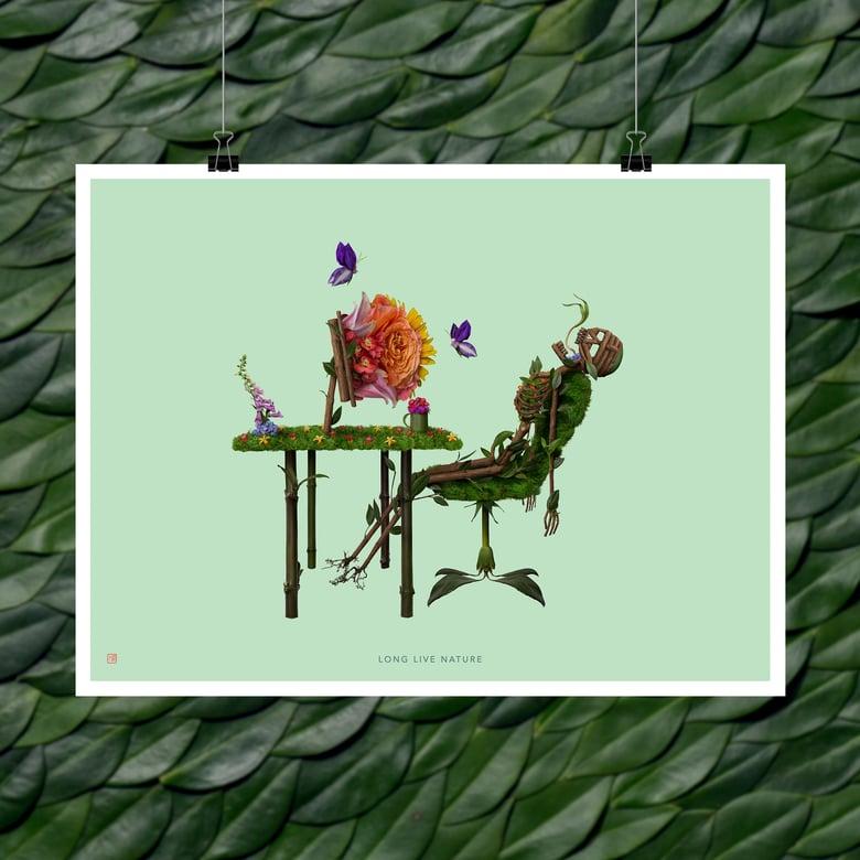 Image of Fine Art Print - Long Live Nature