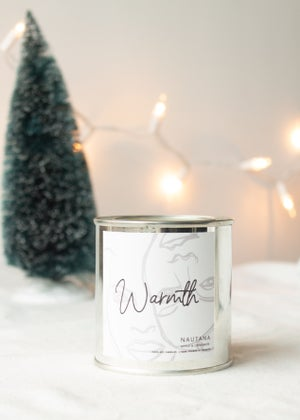 Image of Warmth - Apple & Cinnamon Candle