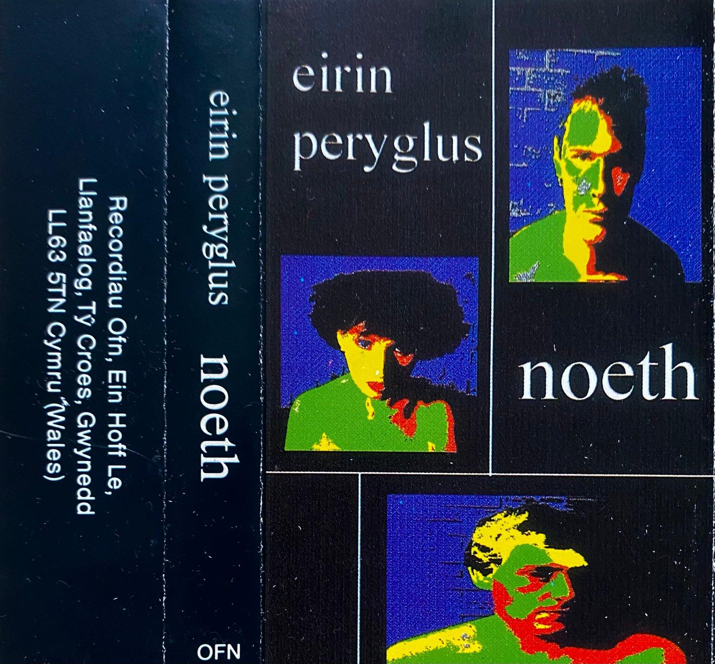 Eirin Peryglus – Noeth [Casette] (VG+/VG+)