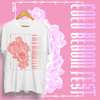 """""""Cold Bloom Fest Exclusive"""" Left Overs - White"""
