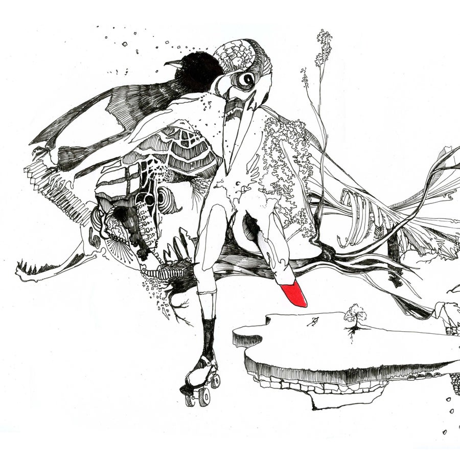 Image of Chain food - by Jon Bailey