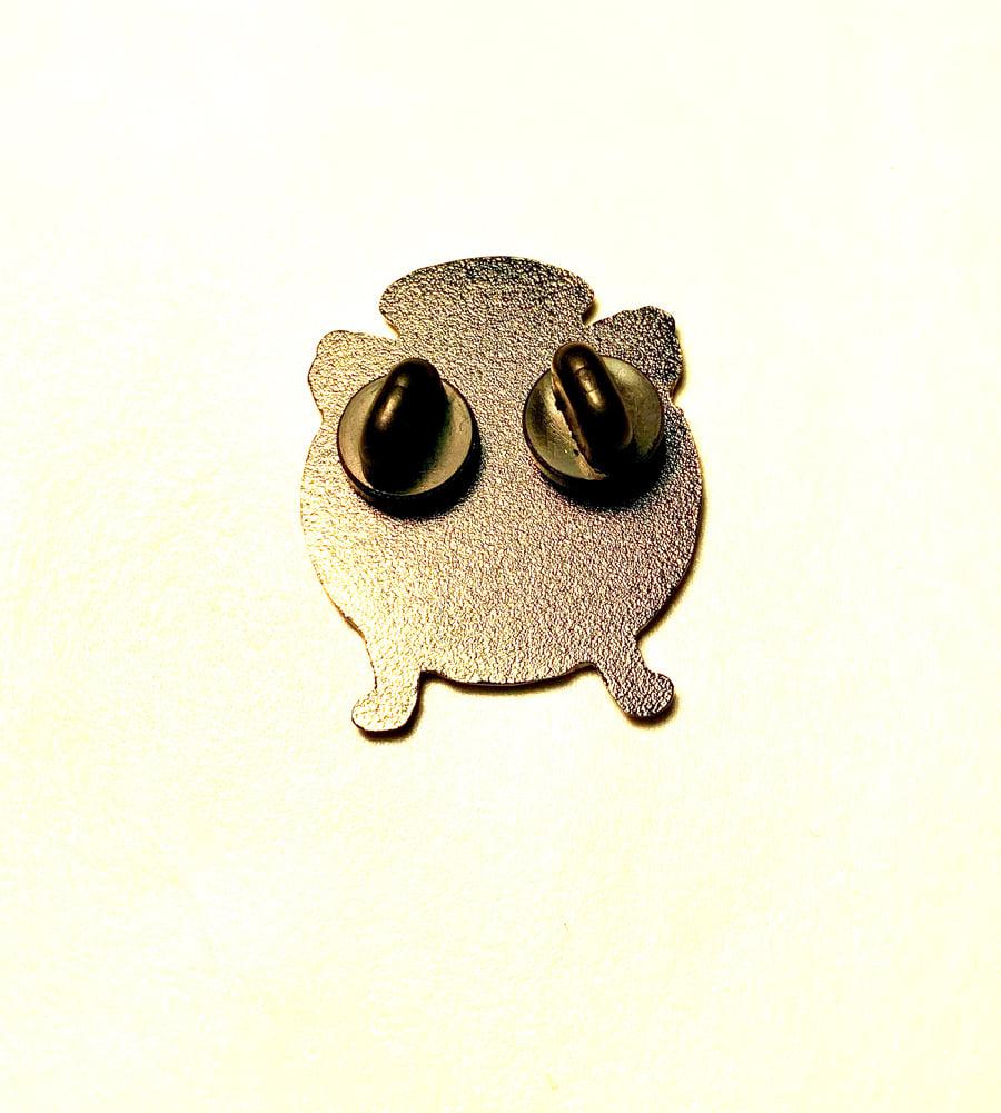 Image of Clock Pin
