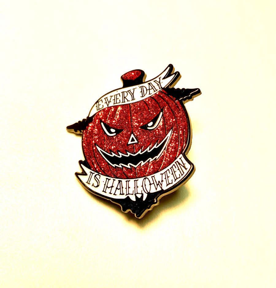 Image of Halloween 365 Pumpkin Pin