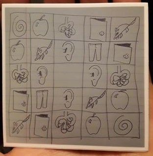 Image of symbols sator square