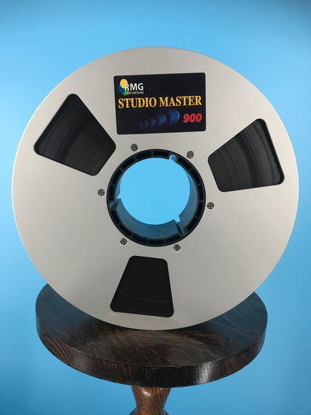 "Image of RMG 900 2"" x 2500' Reel Tape On 10.5""  in Box One Pass-Used"