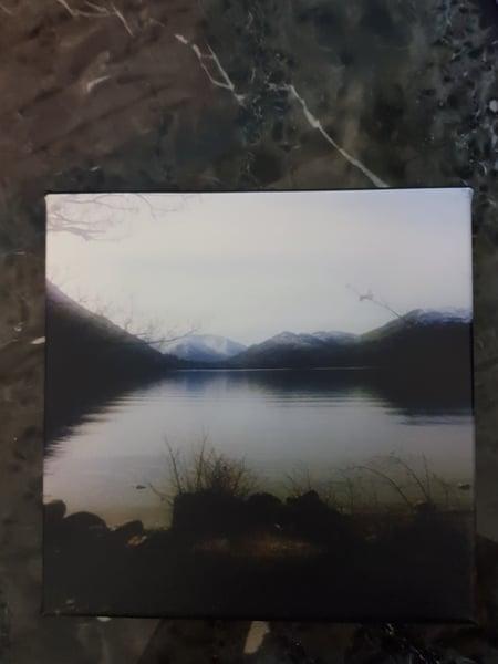 Image of Lake Of Dreams Canvas