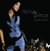 Image of Nicky Prince 'See What You Mean' EP (CD)
