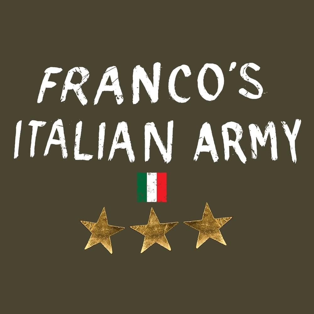 Franco's Italian Army