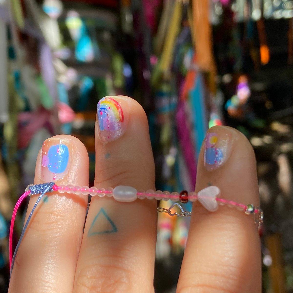 Image of hearts bracelet