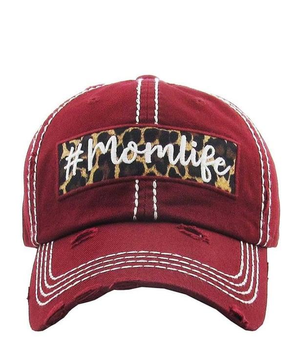Image of Mom Life Hat