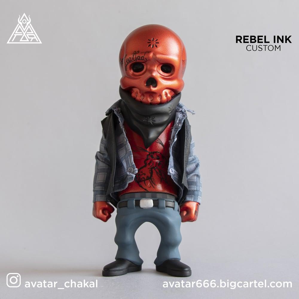 Image of BROKEN Rebel Ink Custom