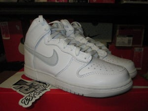 "Image of Dunk High SP ""Pure Platinum/White"""