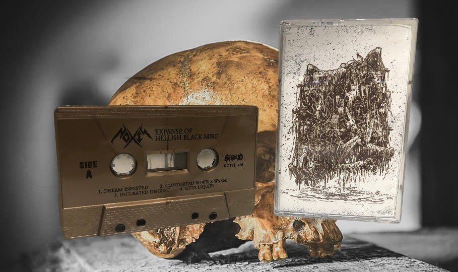 Image of Noxis - Expanse of Hellish Black Mire