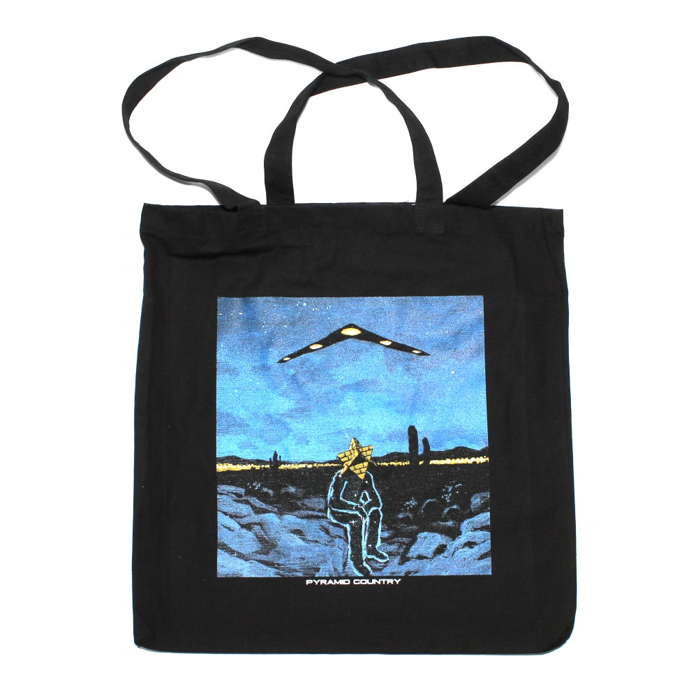 Image of Phoenix Lights II Tote Bag