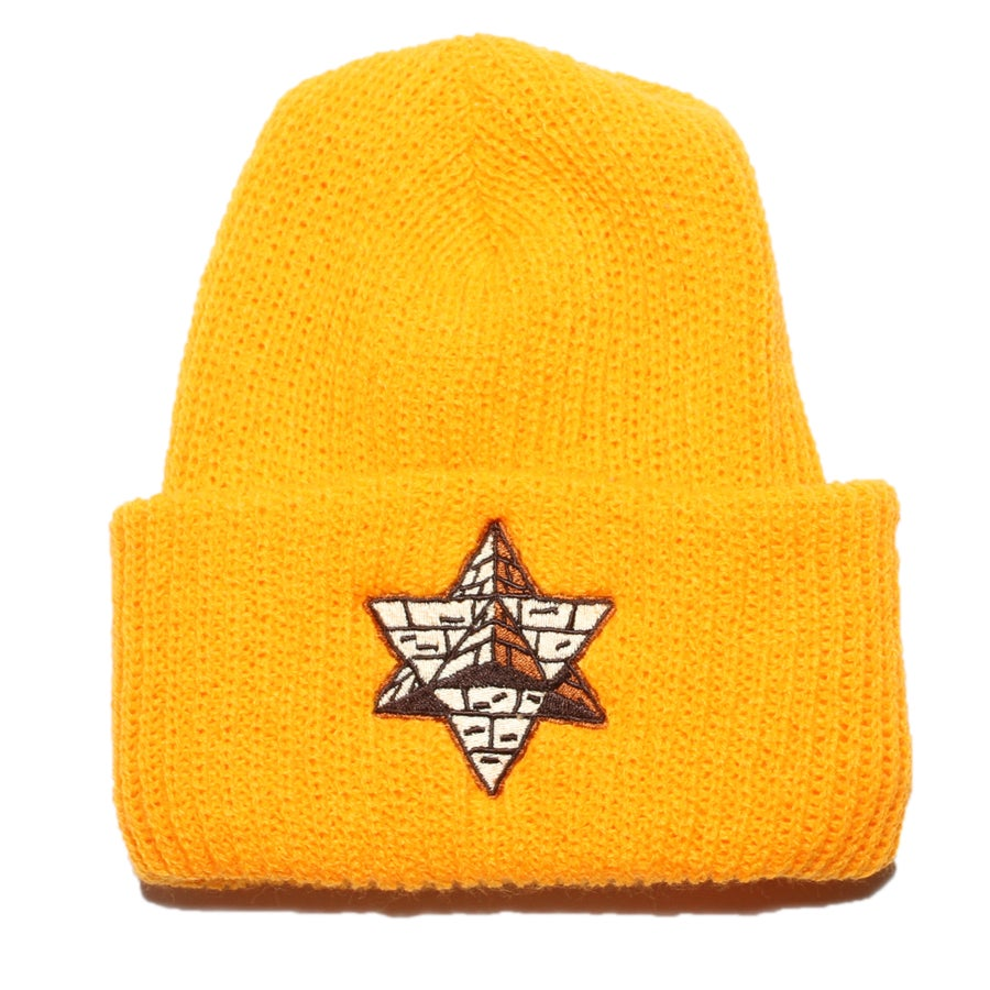 Image of Maize Logo Beanie