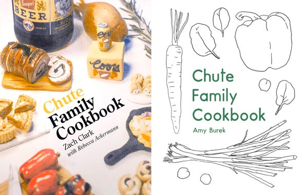 Image of Chute Family Cookbook