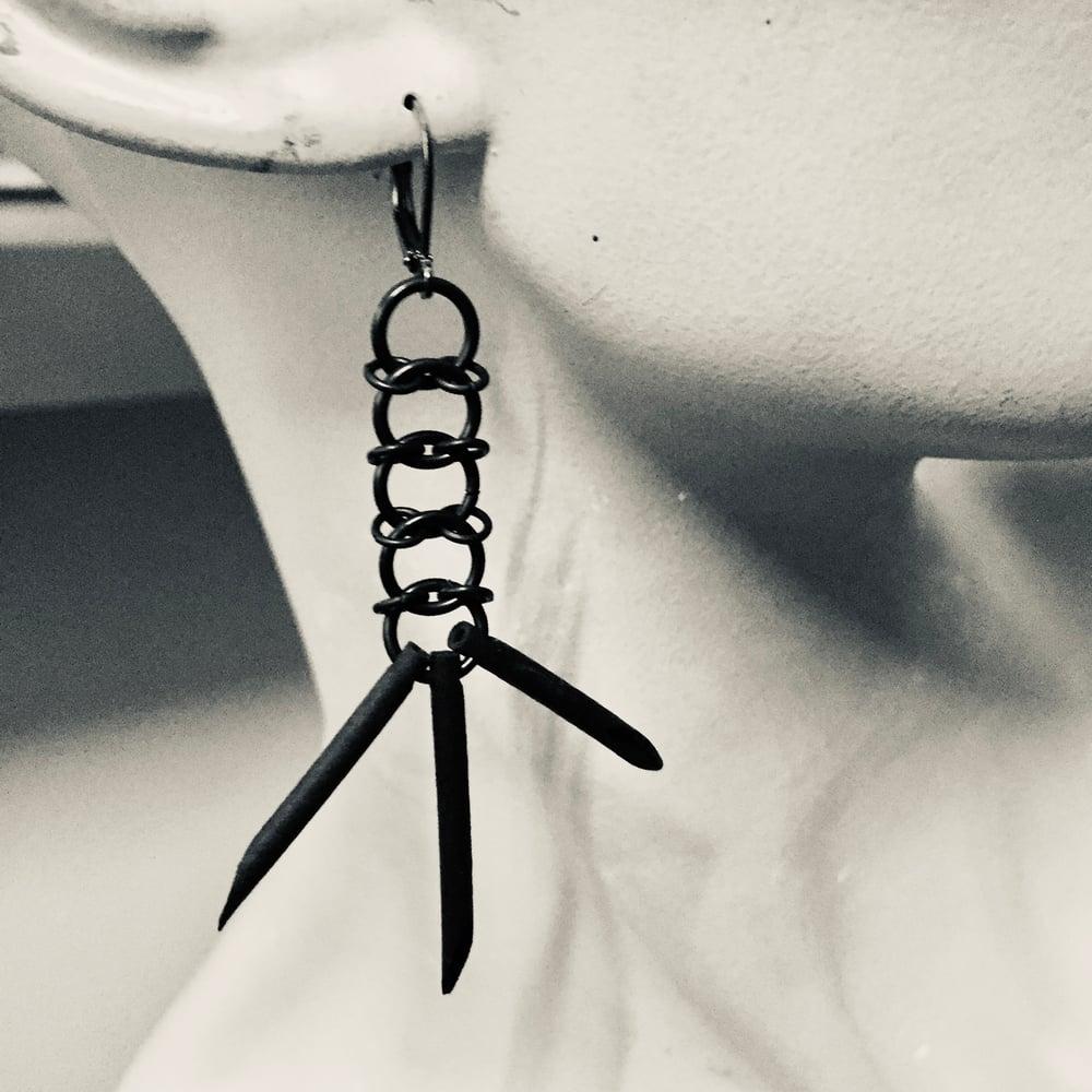 Image of Tubercles Earrings