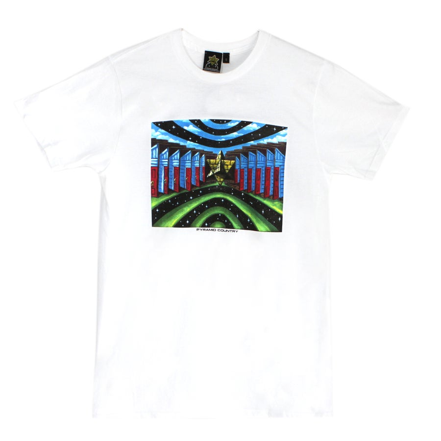 Image of H.O.M.E.S. Tee (White)