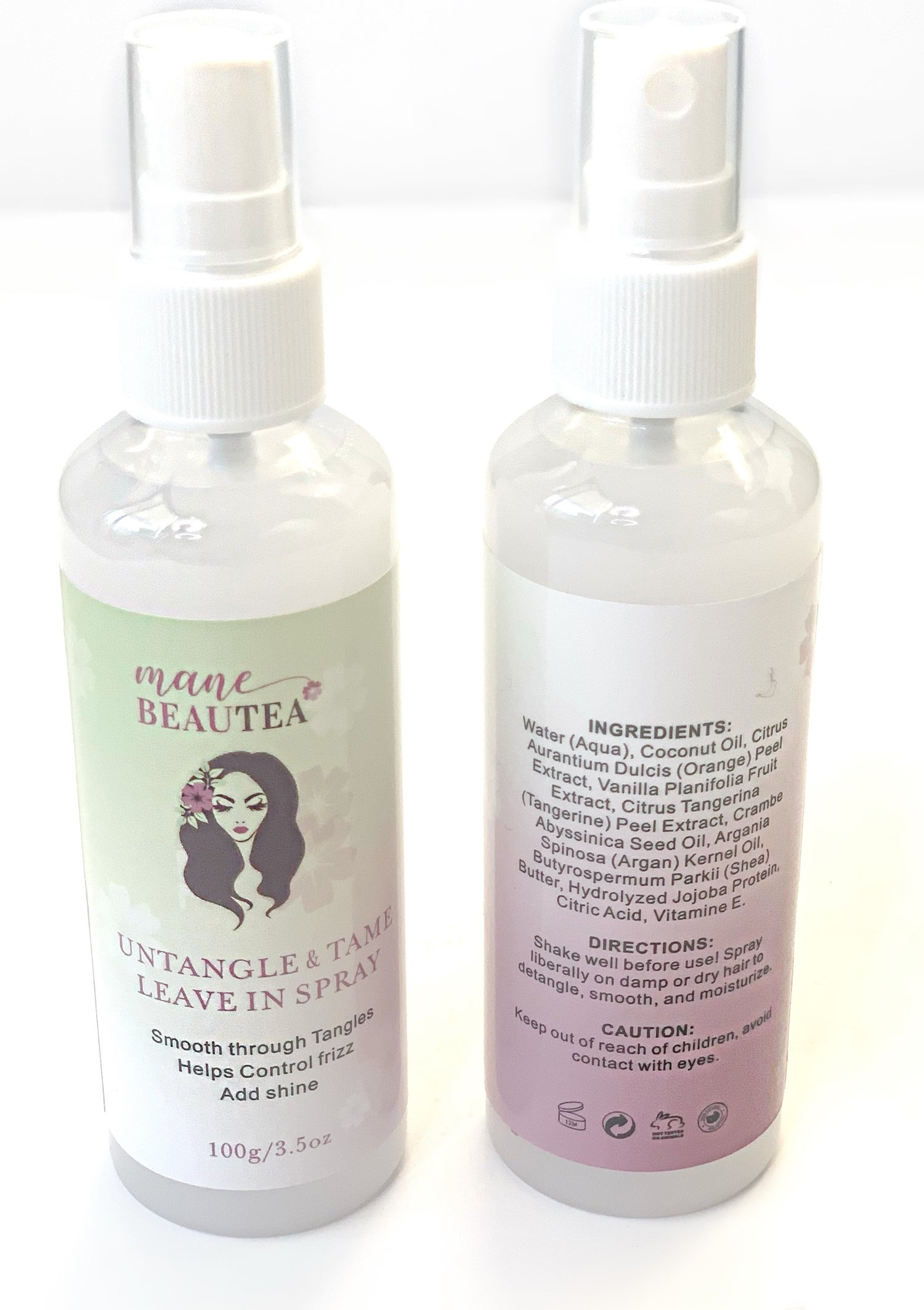 Image of UnTangle & Tame leave-in conditioner