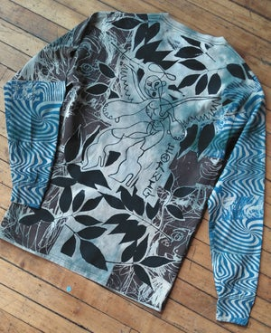 Image of Earth Angel Foliage Longsleeve [All Sizes]
