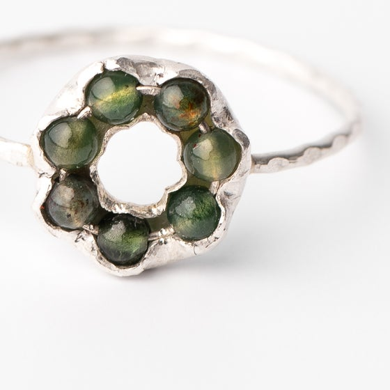 Image of Bague Patty 7 perles