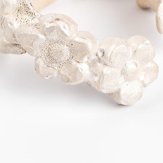 Image of Bague Fleurs ouverte