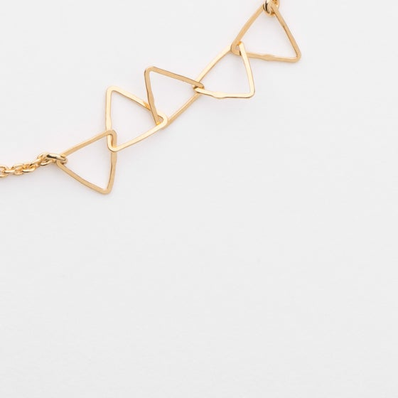 Image of Bracelet dentelle de Triangles