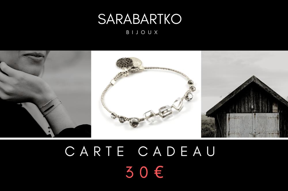 Image of E.Carte Cadeau de 30€