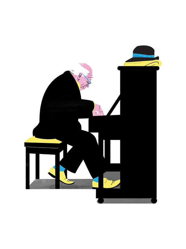 Image of The Piano Man