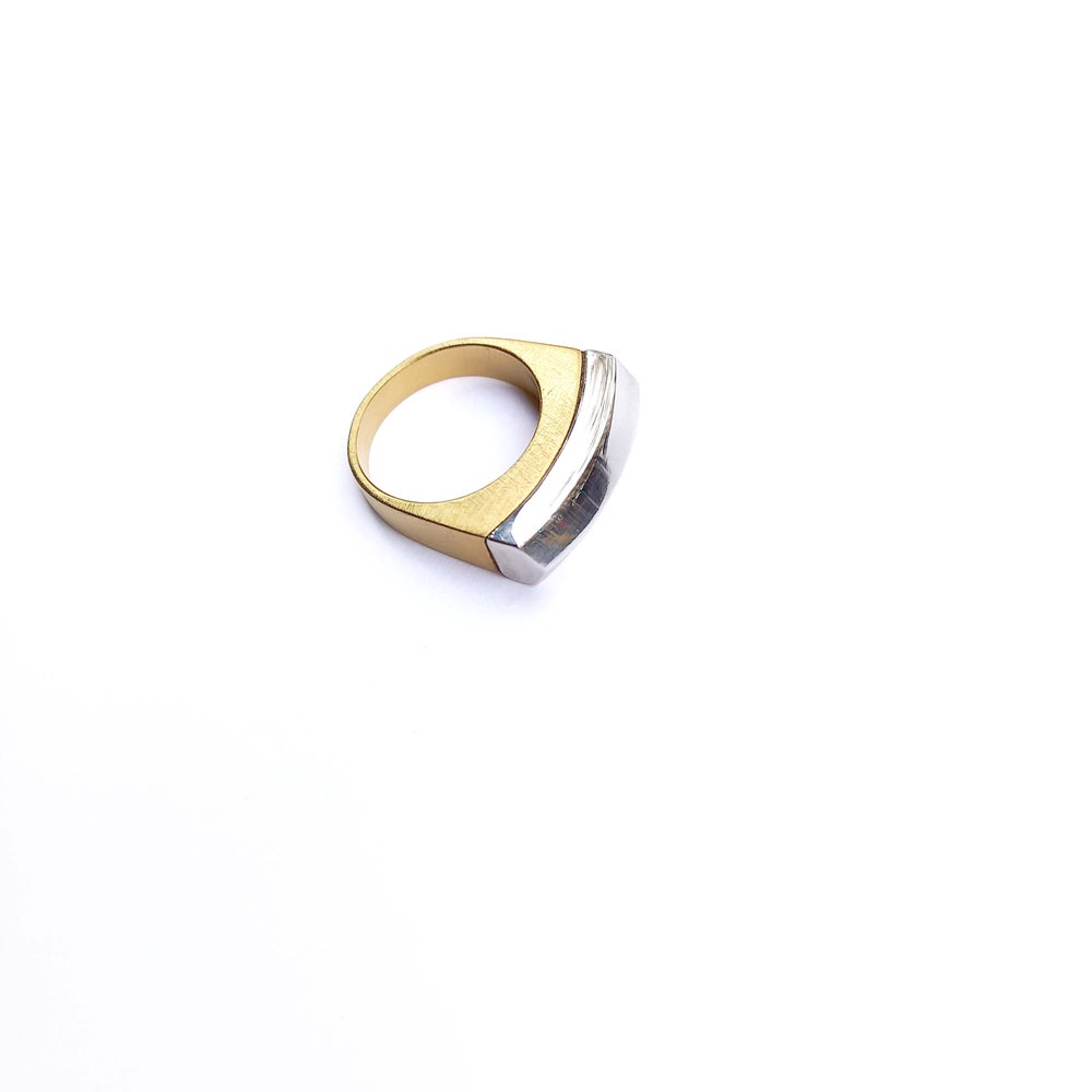 Image of LOUISE S&V RING