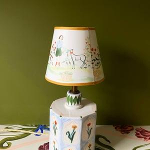 Image of Gardening Lampshade