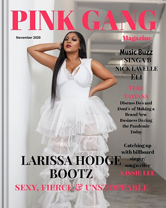Image of Fall November 2020 Issue