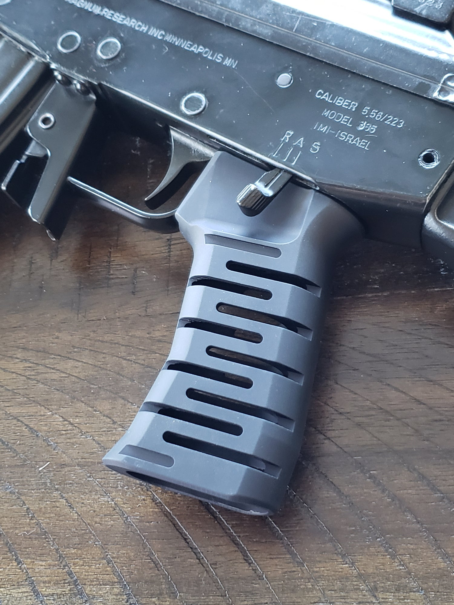 Image of MG-74(s) - Thumb (S)afety