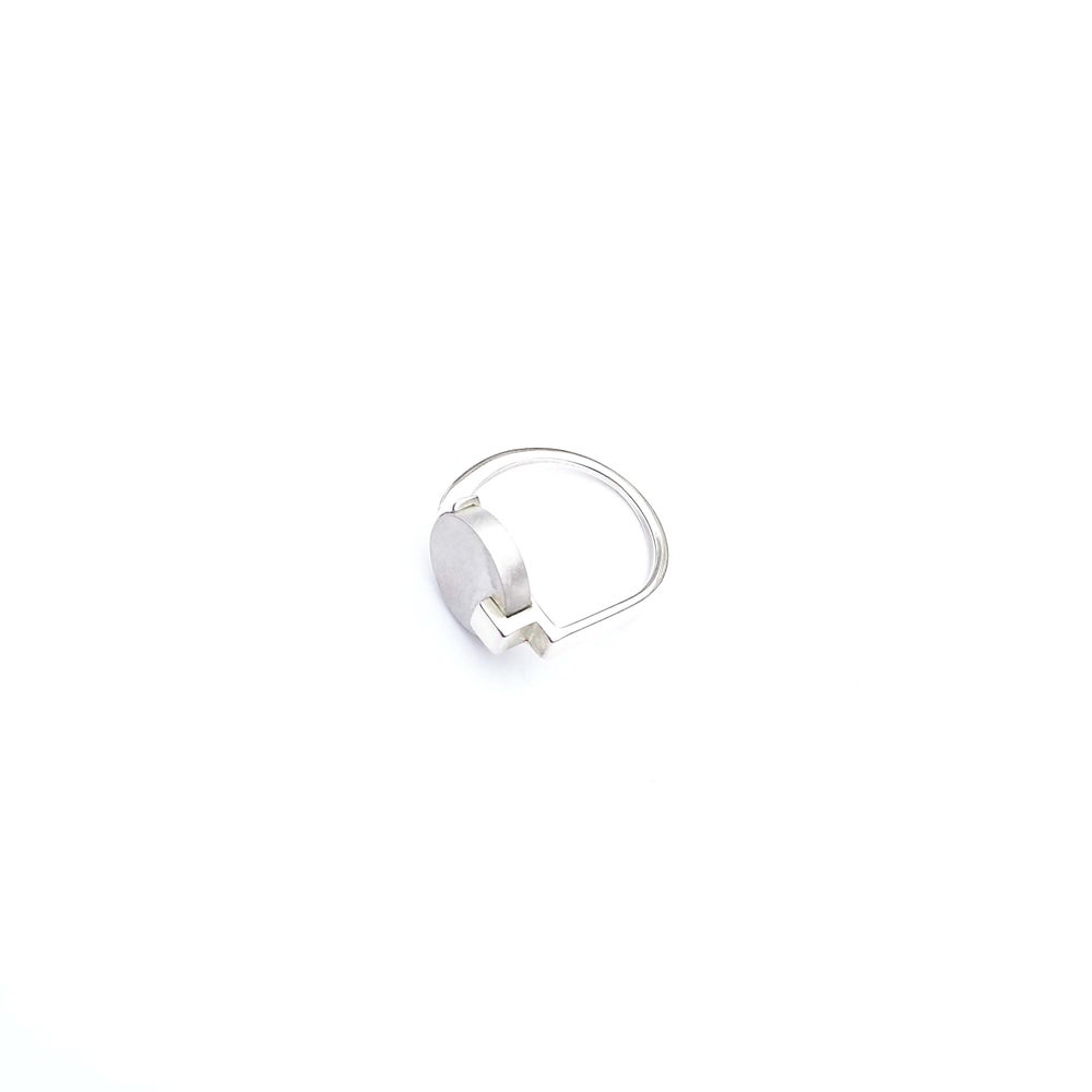 Image of R001 SILVER RING