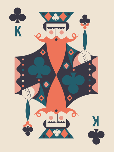 Image of King of Clubs