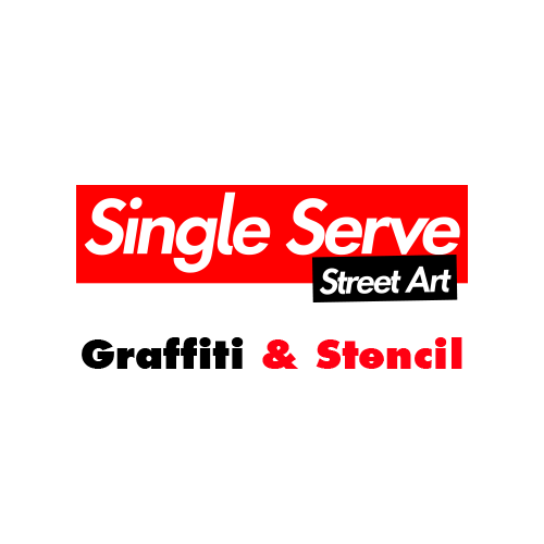 Image of Single Serve Street Art Kit - Graffiti & Stencil