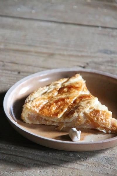 Image of galette aux pommes