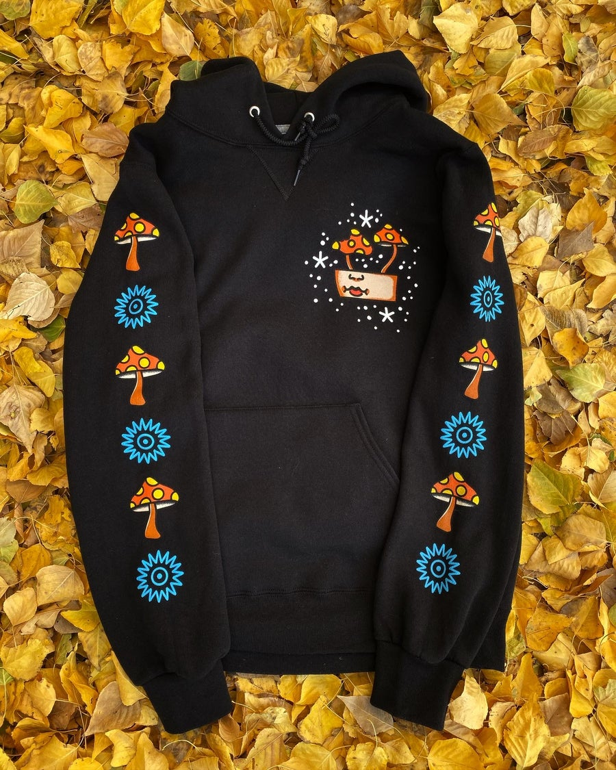Image of Our Mother of Mushrooms Limited Hoodie