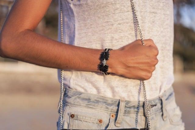 Bracelet Colombe (3 couleurs )