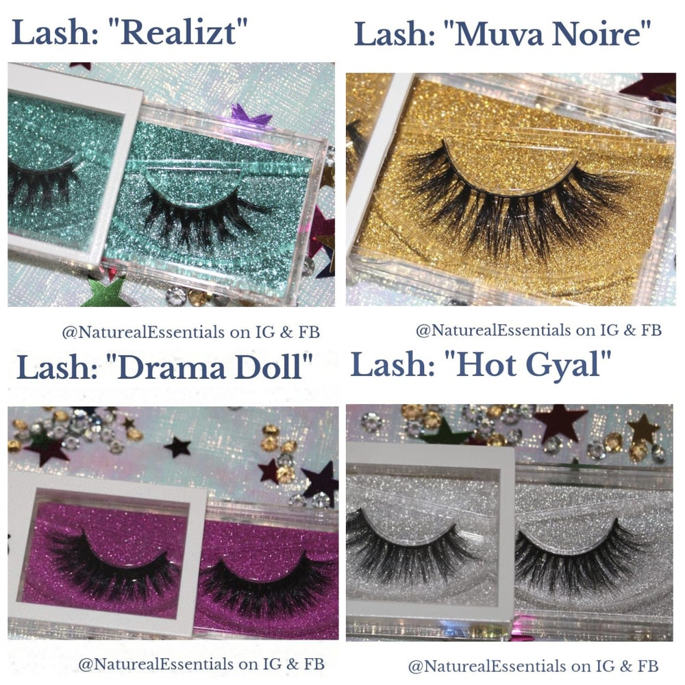 Image of N.E. Alter Ego Lashes
