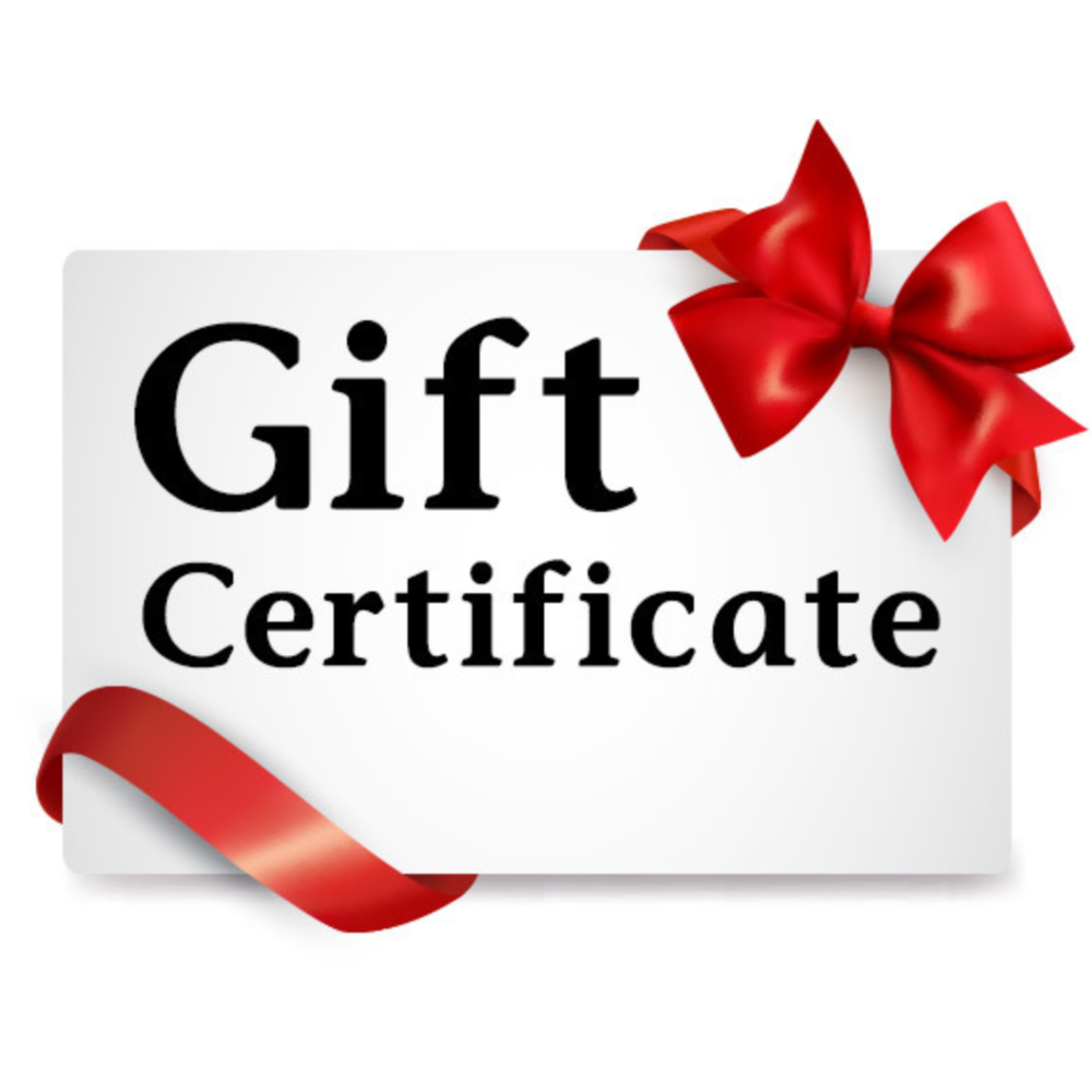 Image of Homeward Tattoo gift certificate
