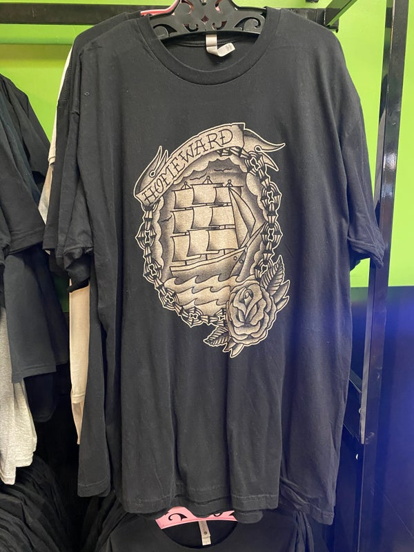 Image of Homeward Tattoo ship shirt