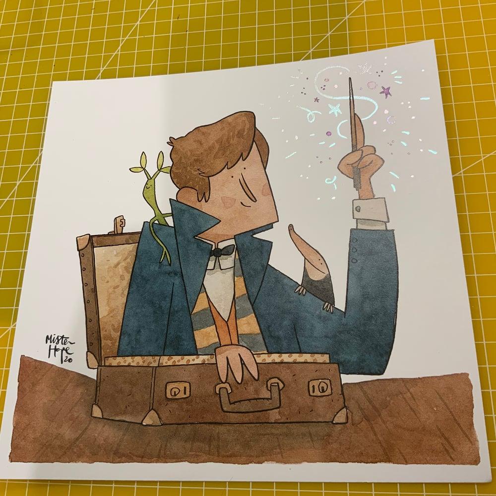 Suitcase Wizard