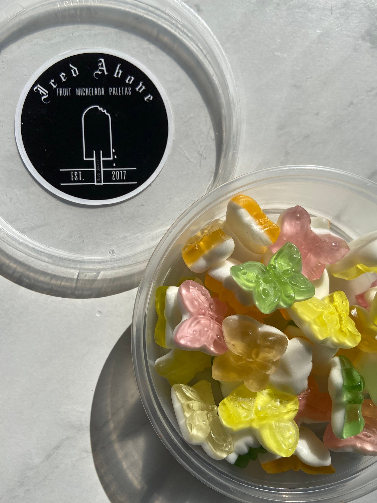 Image of Iced Above Sugar Free Keto Friendly Butterflies